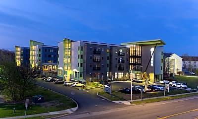 Building, Auden Albany, 2