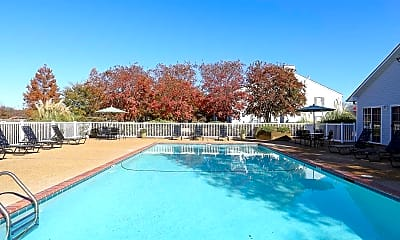 Pool, Cottonwood Apartments, 0