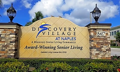 DISCOVERY VILLAGE AT NAPLES, 1