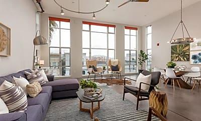 Living Room, 633 Hampshire St, 0
