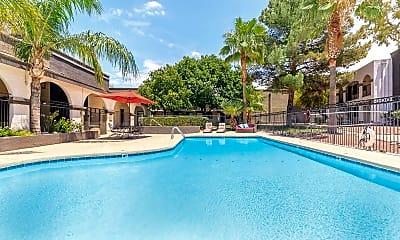 Pool, Juniper Canyon Apartments, 1