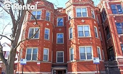 Building, 5114 S Kimbark Ave, 1