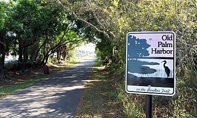 Community Signage, 811 Illinois Ave, 2