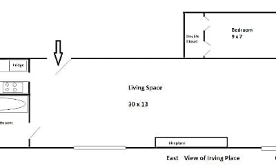 Community Signage, 77 Irving Pl, 2