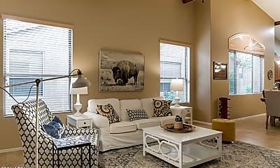 Living Room, 9619 E Rocky Lake Dr, 1