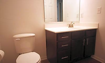 Bathroom, The Sanctuary at Fishers, 2