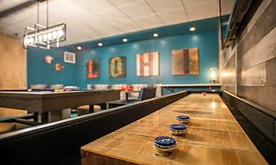 Fitness Weight Room, LoHi Gold Apartments, 2