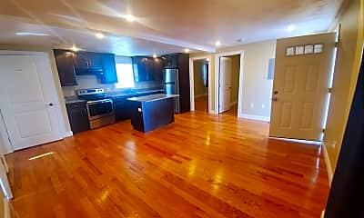 Living Room, 88 Tremont St 1, 1