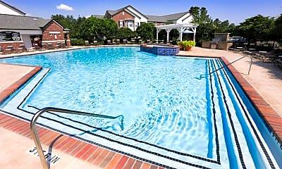 Pool, Villas at Cypresswood, 1