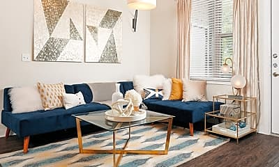 Living Room, 539 W Lookout, 2