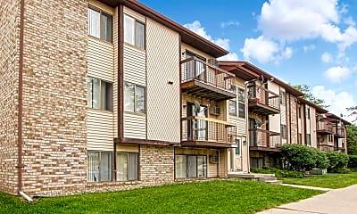 Building, Kaynorth Community Apartments, 1