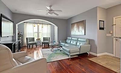 Living Room, 23710 Walden Center Dr 305, 1