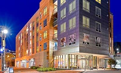 Building, 7001 Arlington At Bethesda Apartments, 0