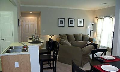 Living Room, 1525 Grand Avenue Pkwy, 2