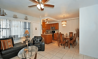Dining Room, 300 Golden Isles Dr, 0