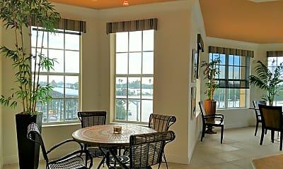 Dining Room, 14021 Bellagio Way, 1