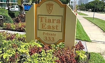 Tiara East, 1