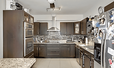 Kitchen, 5555 La Gorce Dr, 1