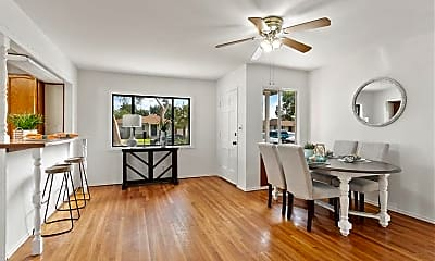 Dining Room, 3517 West Ash Avenue, 2
