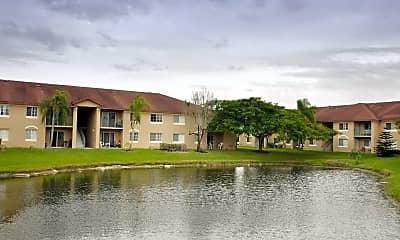 Lake, Cross Keys, 1