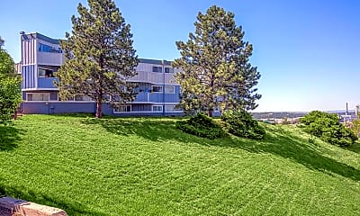 Landscaping, Elevate Apartments, 1