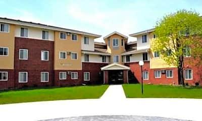 Campus View Apartments, 1