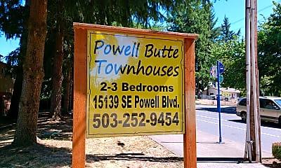 Powell Butte, 1