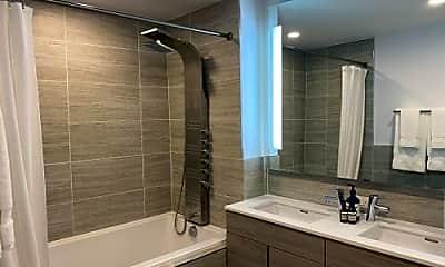 Bathroom, 7613 River Rd, 2