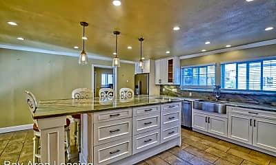 Kitchen, 4827 Clarke Street, 1