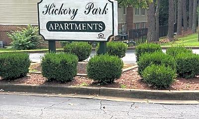 Hickory Park Apartments, 1