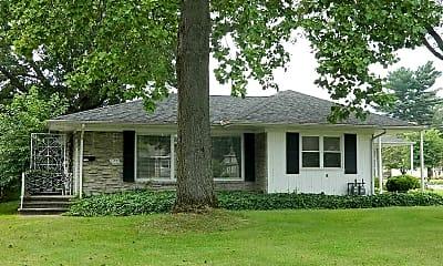Building, 1106 Grace St, 0