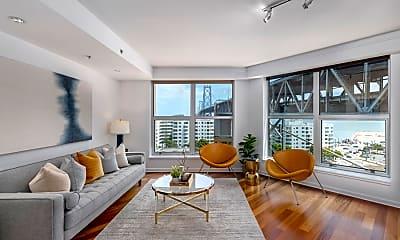 Living Room, 400 Beale St, 0