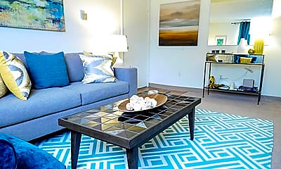 Living Room, Carriage Green, 0