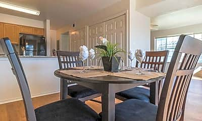 Dining Room, Hunters Cove, 1