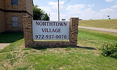 Northtown Village Apartments, 1