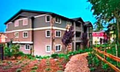 Building, Barkley Ridge, 1