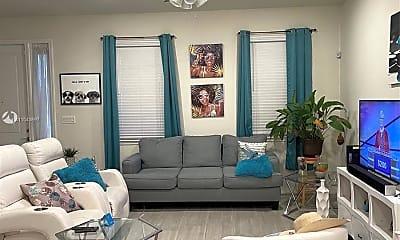 Living Room, 5100 Eucalyptus Dr 2, 0