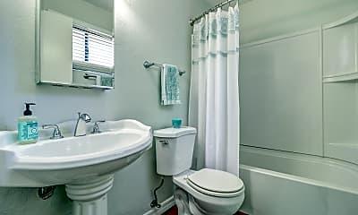 Bathroom, Silver Creek, 2