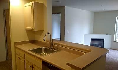Kitchen, Sound View, 2