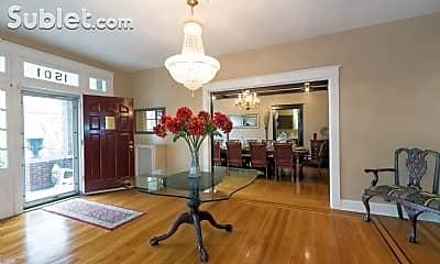Living Room, 1501 Crittenden St NW, 1