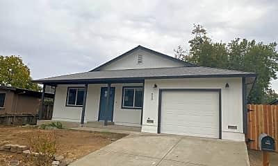 Building, 920 Parry St, 0
