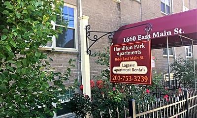 Hamilton Park Apartments, 1