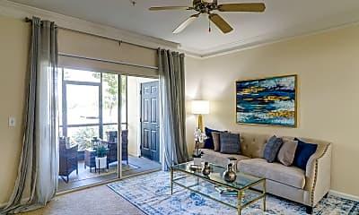 Living Room, Aluna Largo, 1