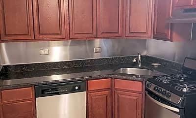 Kitchen, 1229 Spruce St 3F, 1
