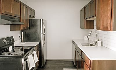 Kitchen, Normandale Lake Estates, 1