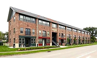 Building, Madison Flats, 0