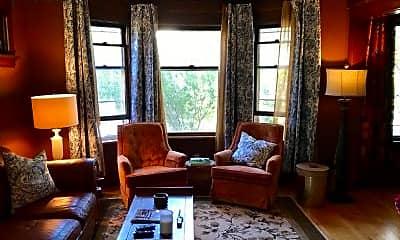 Living Room, 1841 N Palmer St, 1