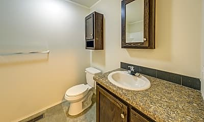 Bathroom, Bon Air, 2