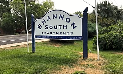 SHANNON SOUTH APTS, 1