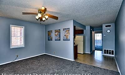 Living Room, 950 S 32nd St, 1